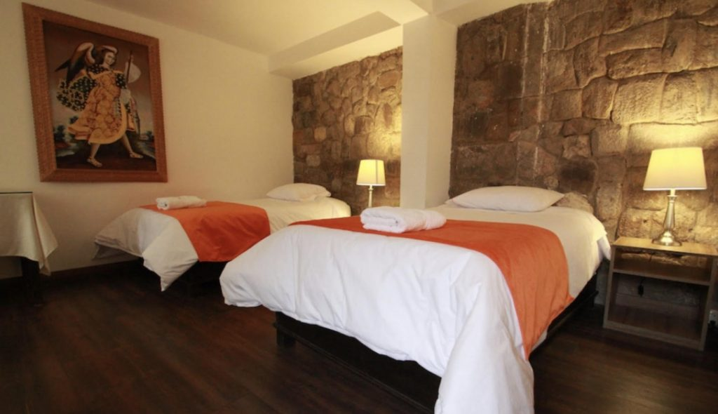 Cusco Shared Room
